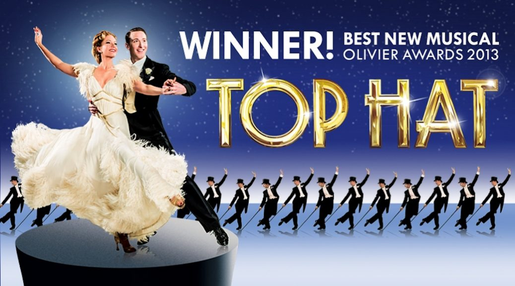 Top Hat the Musical