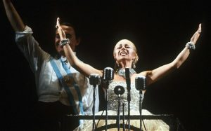 Elaine Paige as Evita