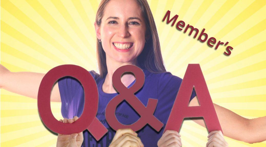 Kate Brock Q&A