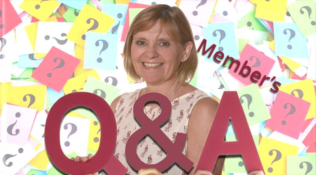 Joy Skeels Q&A